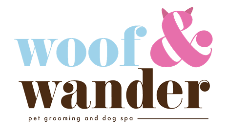 Woof & Wander – Grand Rapids Dog Grooming